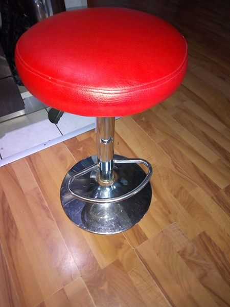 Set of 4 bar chairs