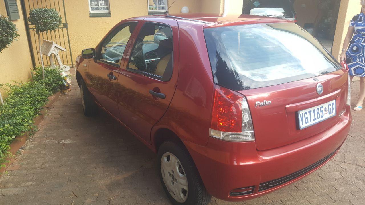 2009 Fiat Palio