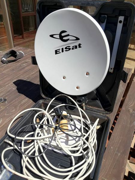 Camping DSTV with extras for sale