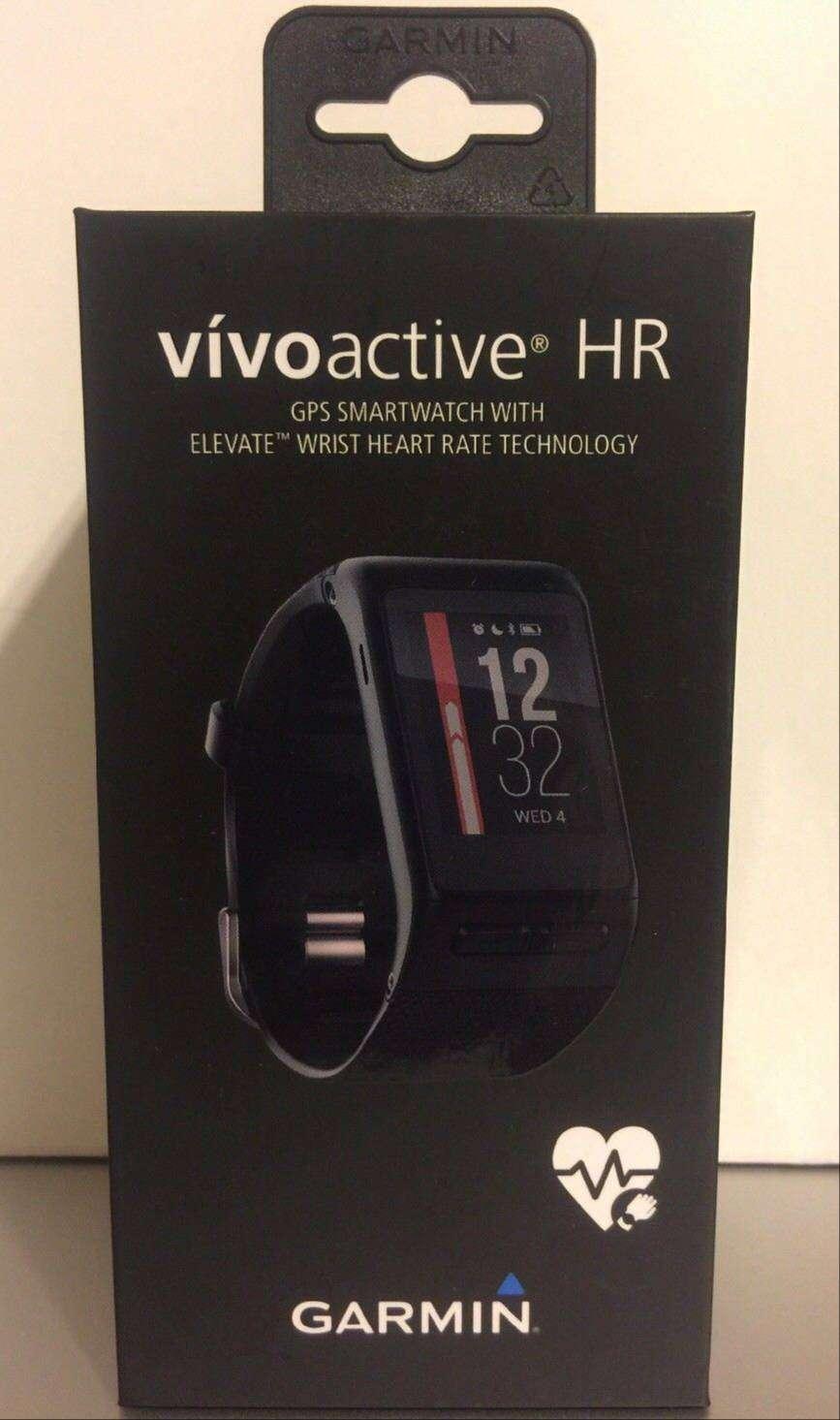 Garmin VivoActive GPS HR