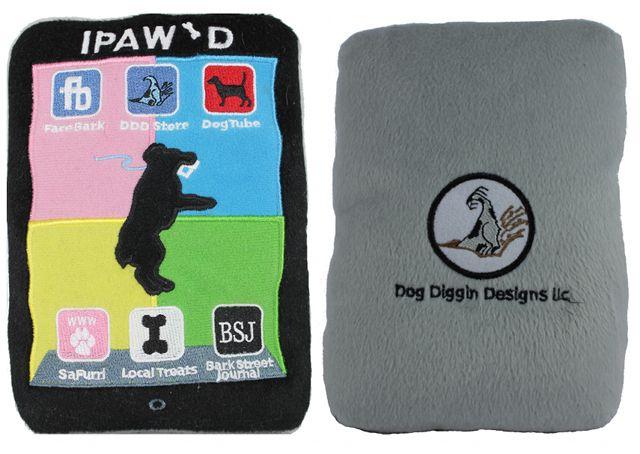 PAWsome Plush Parody Pet Toys