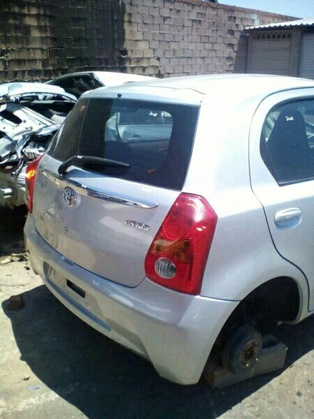 Toyota Etios Hatch Spares