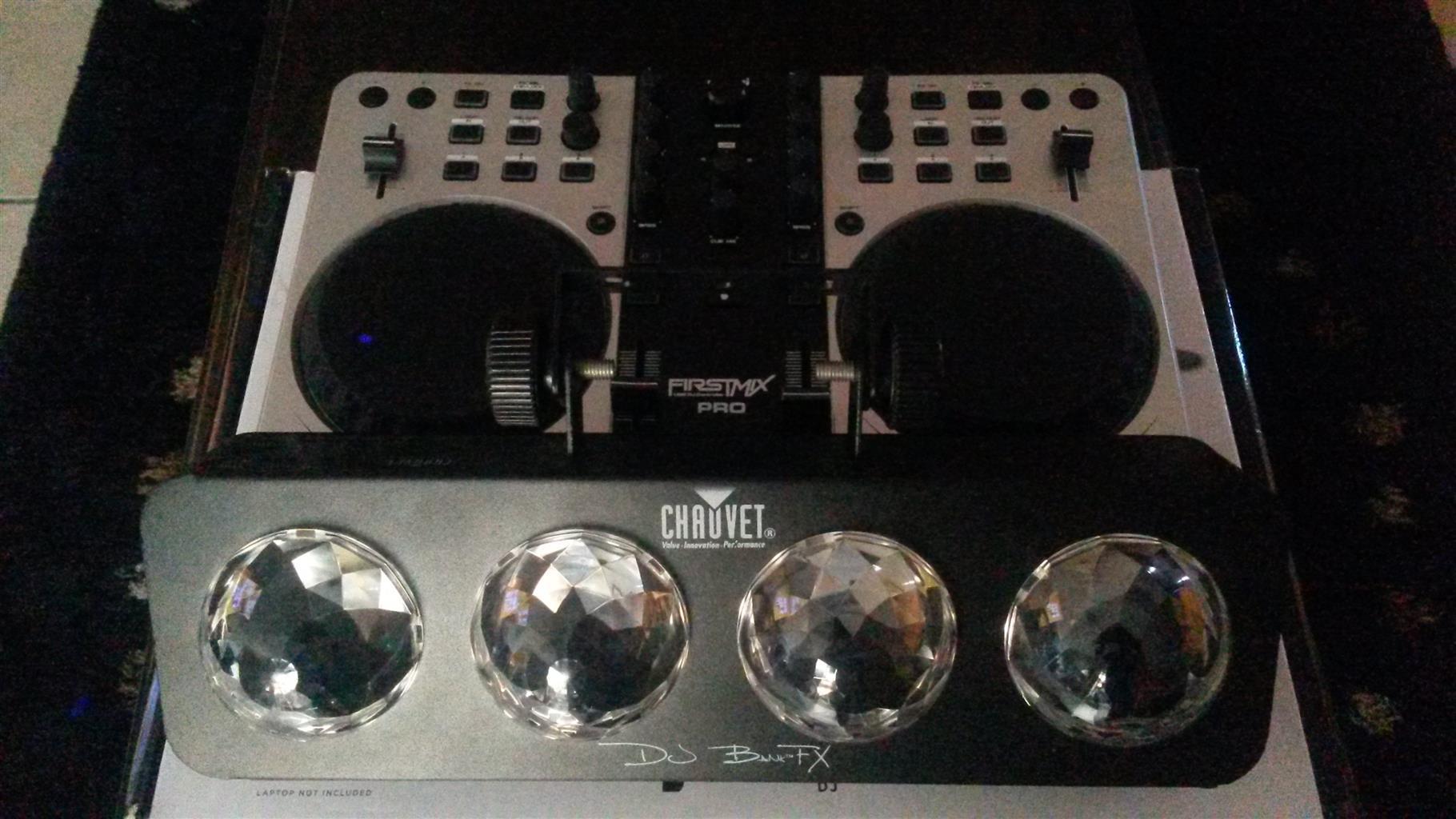 Gemini Firstmix Console