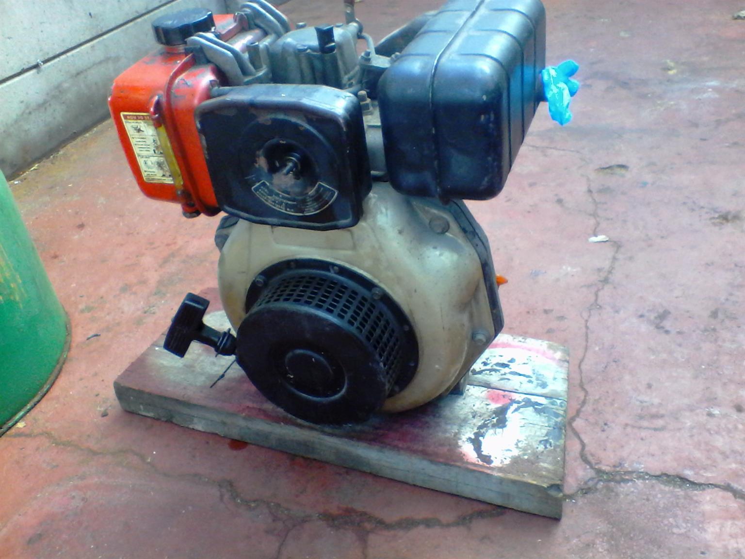 Yanmar 4 KW Diesel Engine faulty