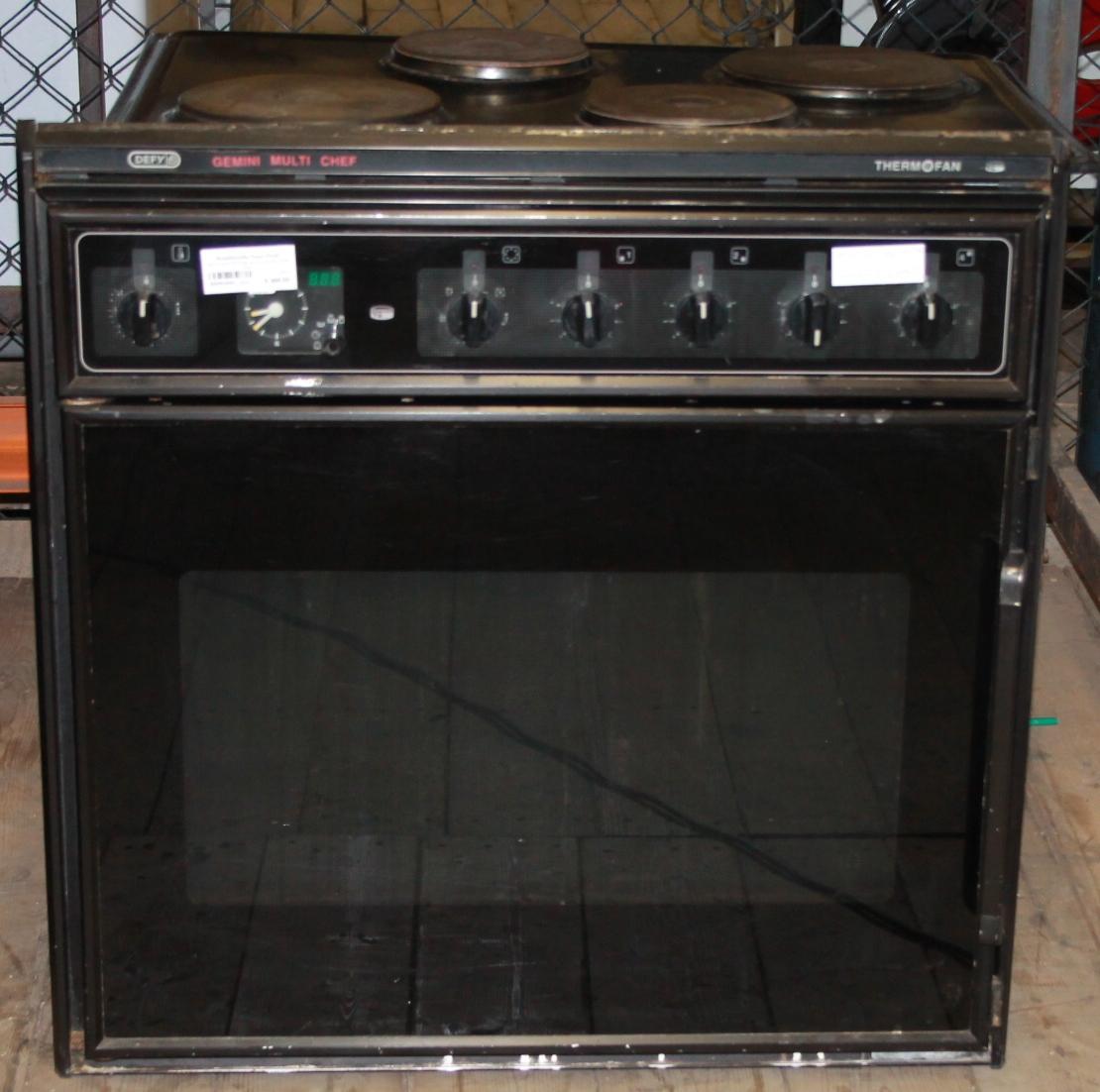 Defy stove S029154a #Rosettenvillepawnshop