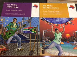 Grade 9 Textbooks Second Hand