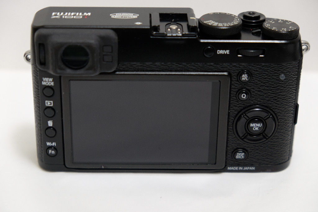 Fujifilm X100T Digital Camera - very good condition