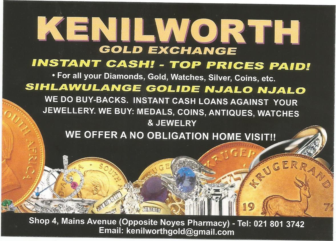 Kenilworth Cash For Gold-Gold&Diamonds Exchange