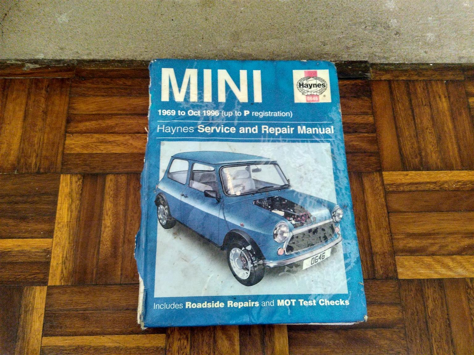 Mini Haynes service manual