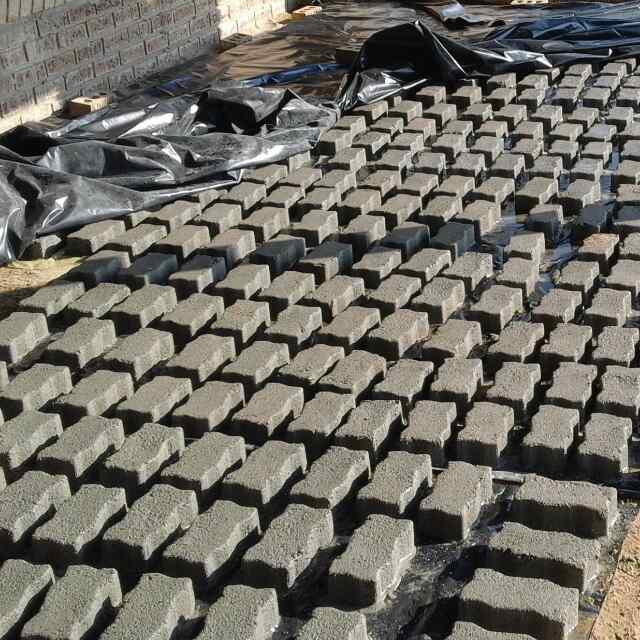 Start Making Your Own Concrete Paving Bricks Tiles And