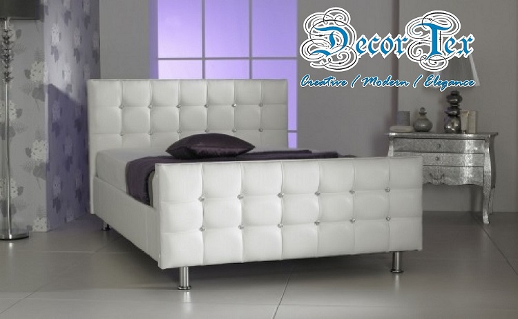 Diamante Squares Bedroom Collection DecorTex