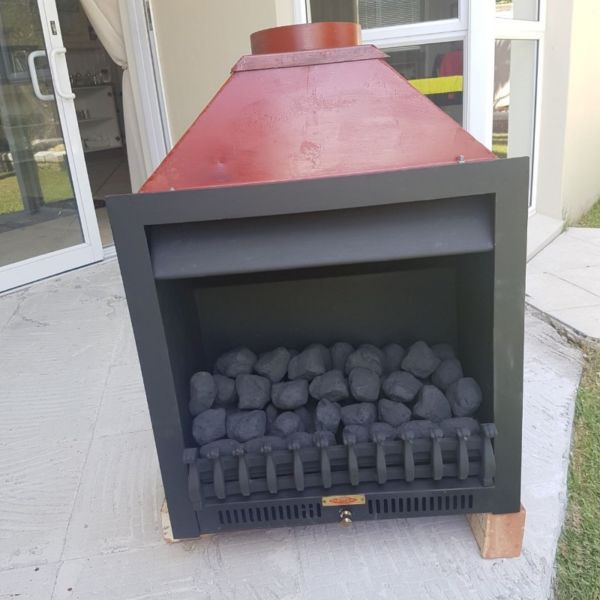 Jetmaster Deluxe Gas Fireplace for sale