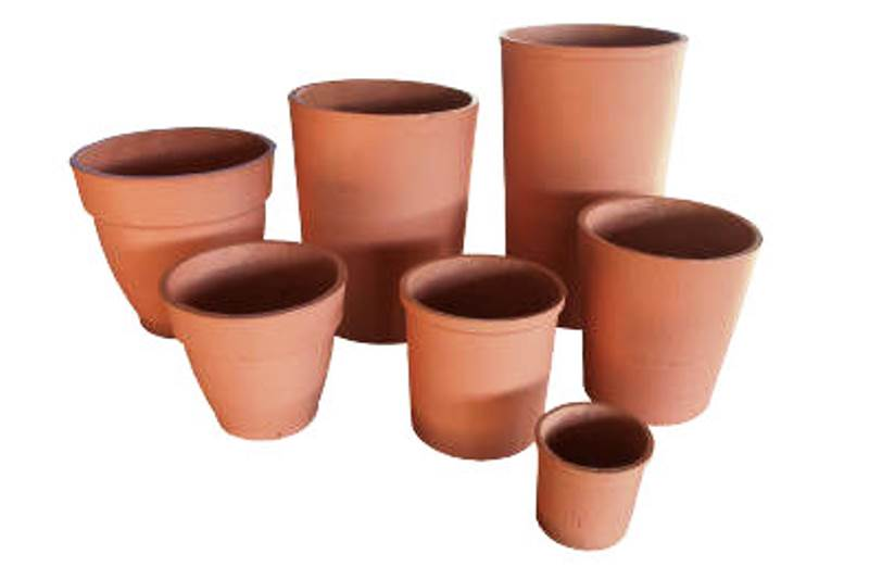 New range of pots/planters