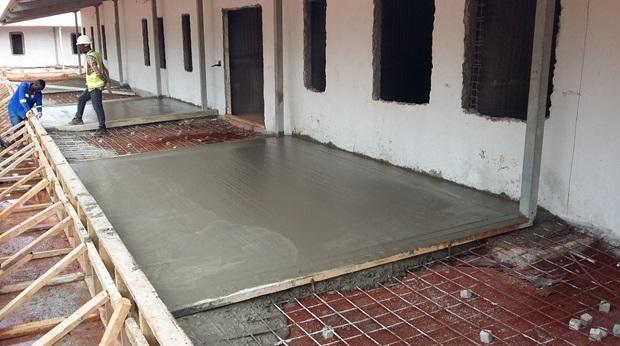 Concrete Placing Contractors