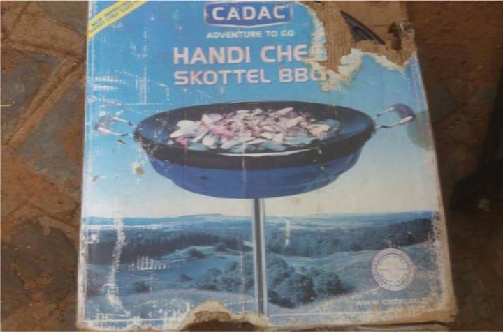 Cadac skottel bbq for sale