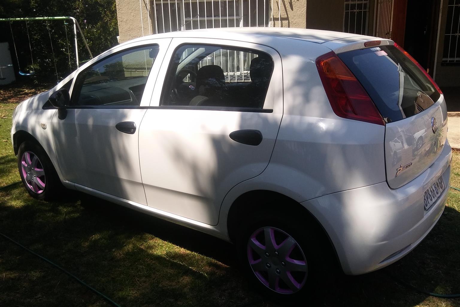 2011 Fiat Punto