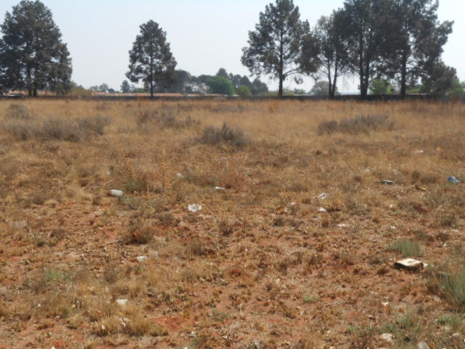 Vacant Residential Land for Sale.