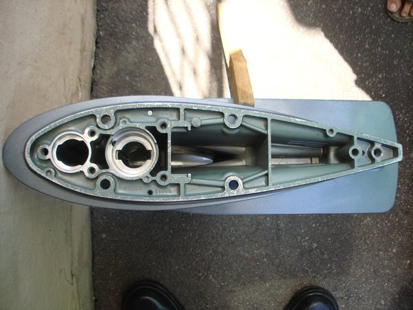YAMAHA OUTBOARD GEARBOX CASING