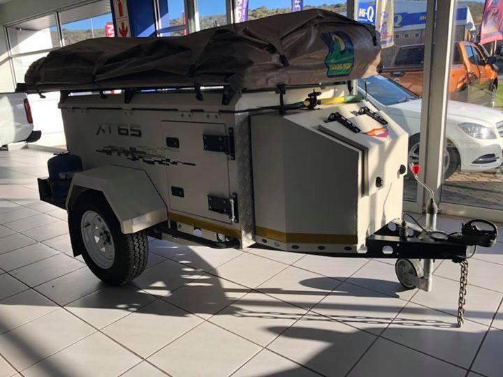 Jurgens Xt65 trailer