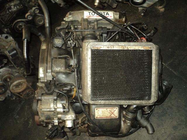 toyota cellica 2.0 16v turbo engine (3sgte) R11950.00