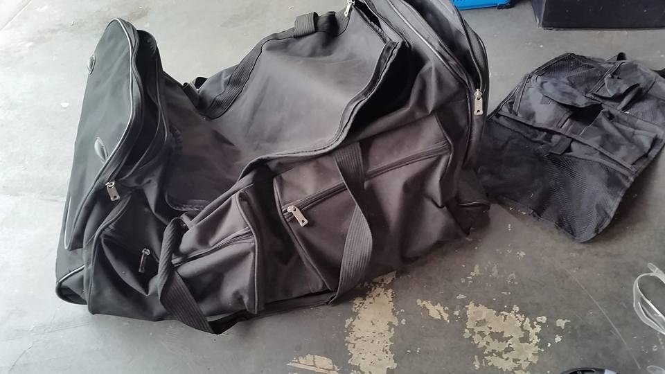 Groot duffel bag