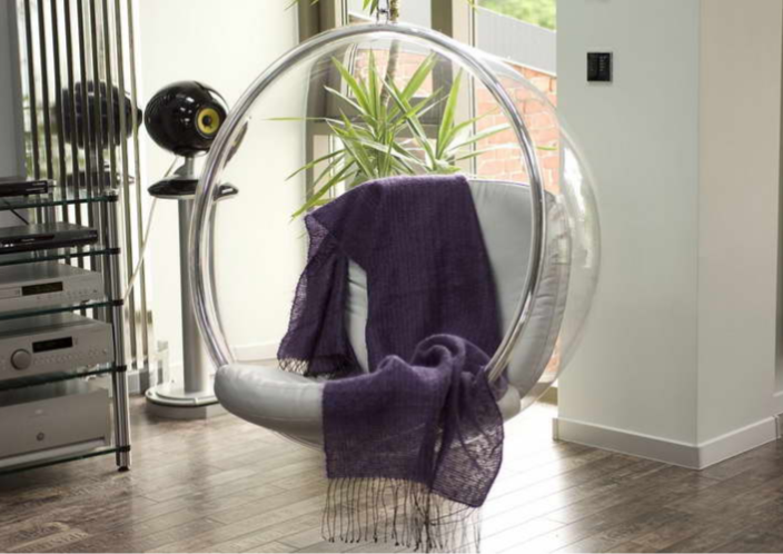 Designer Bubble Chair (Hanging) NEW