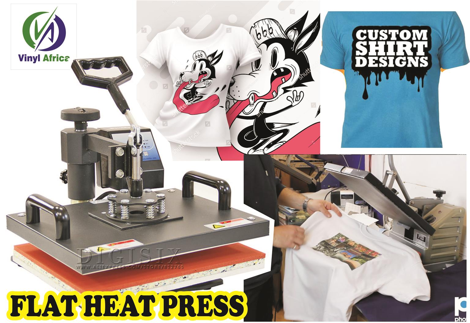 T Shirt Printing Machines For Sale In Durban | Oregon Guide Book
