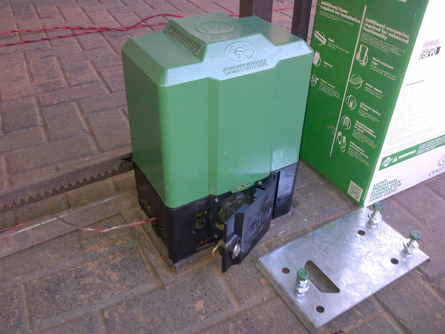 Centurion D5 complete kit - gatemotor - R1800 - Randfontein