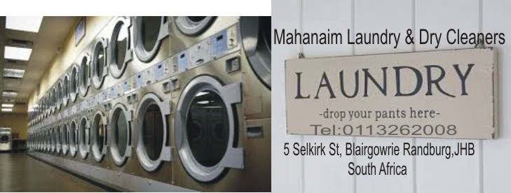 LAUNDRY AND DRYCLEANERS