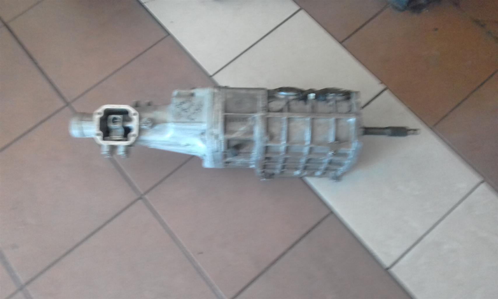 SUMP GEARBOX