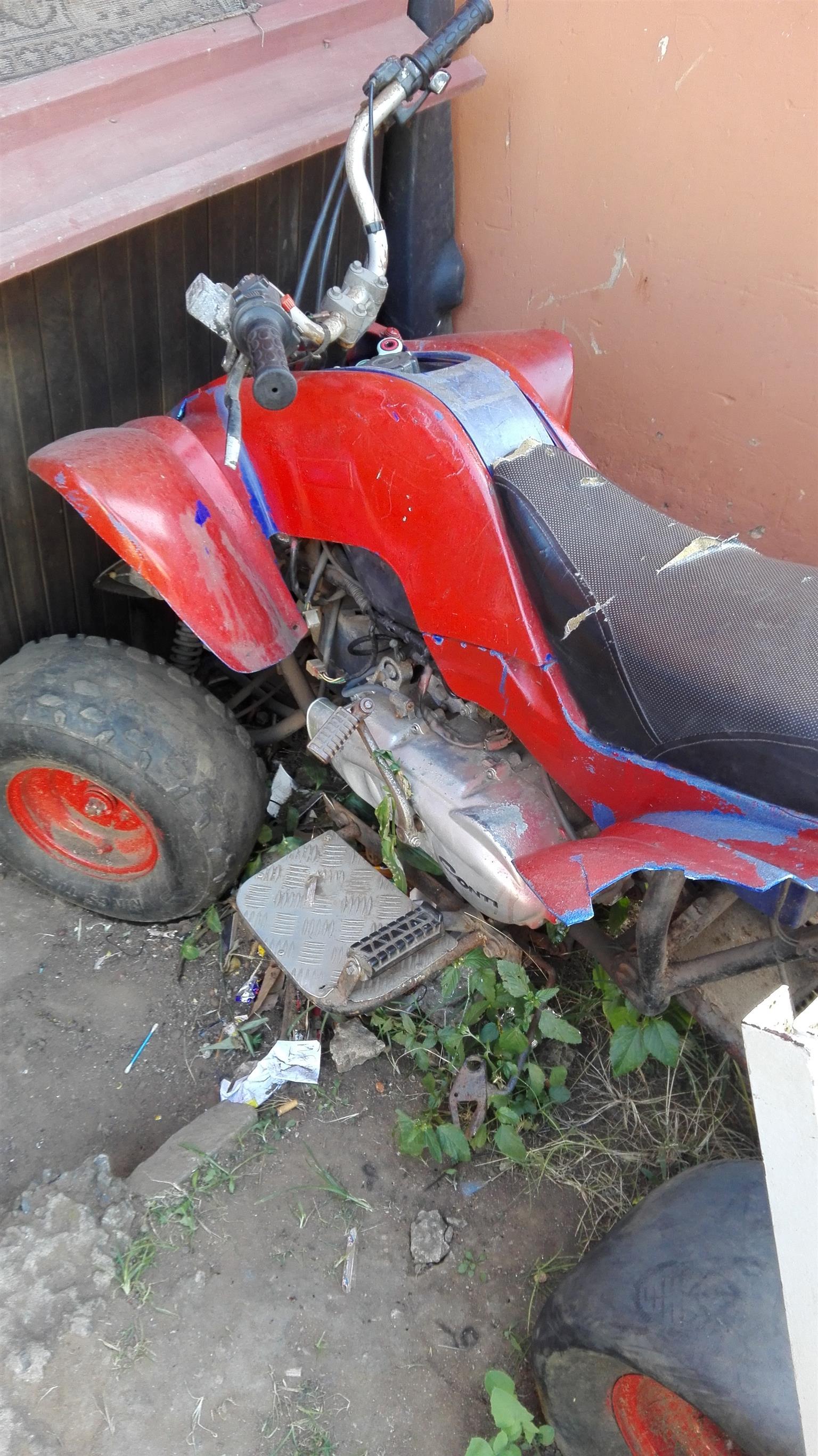 2004 Conti 150