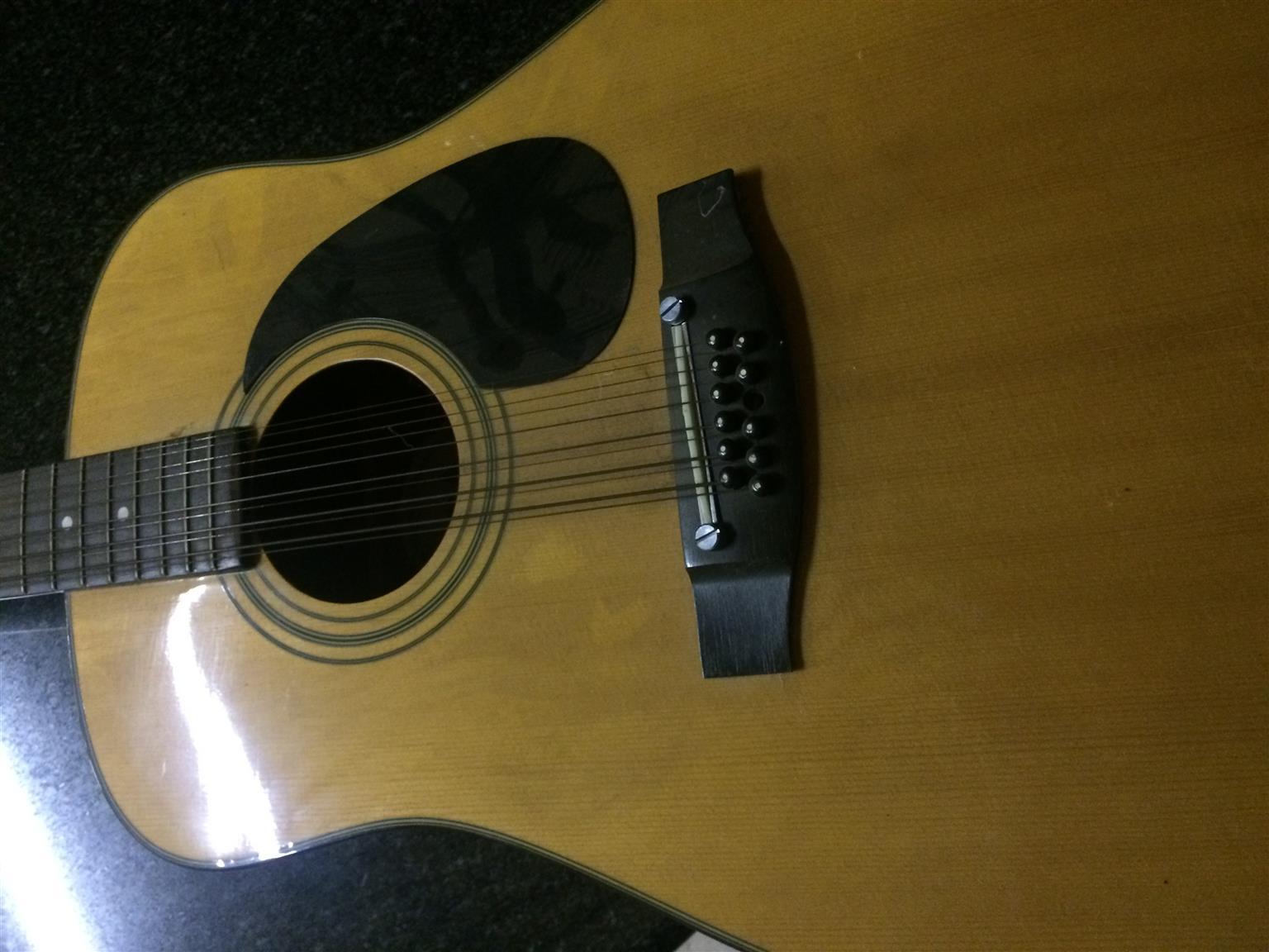 Guitar 12 string