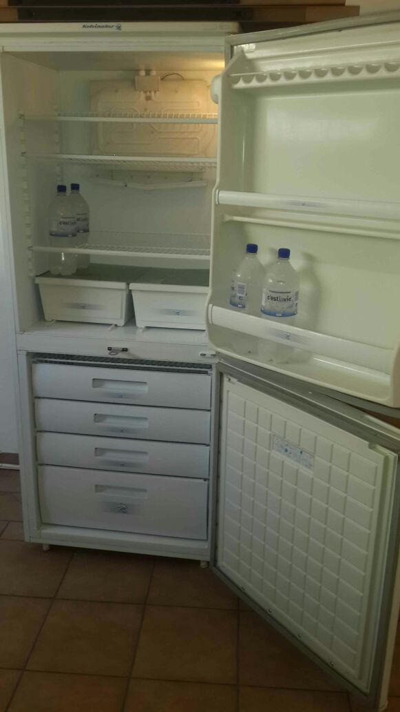 Kelvinator 445L fridge