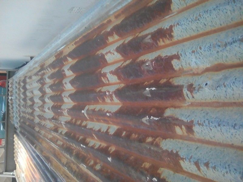 USED CORRUGATED ZINC ROOFING SHEETS