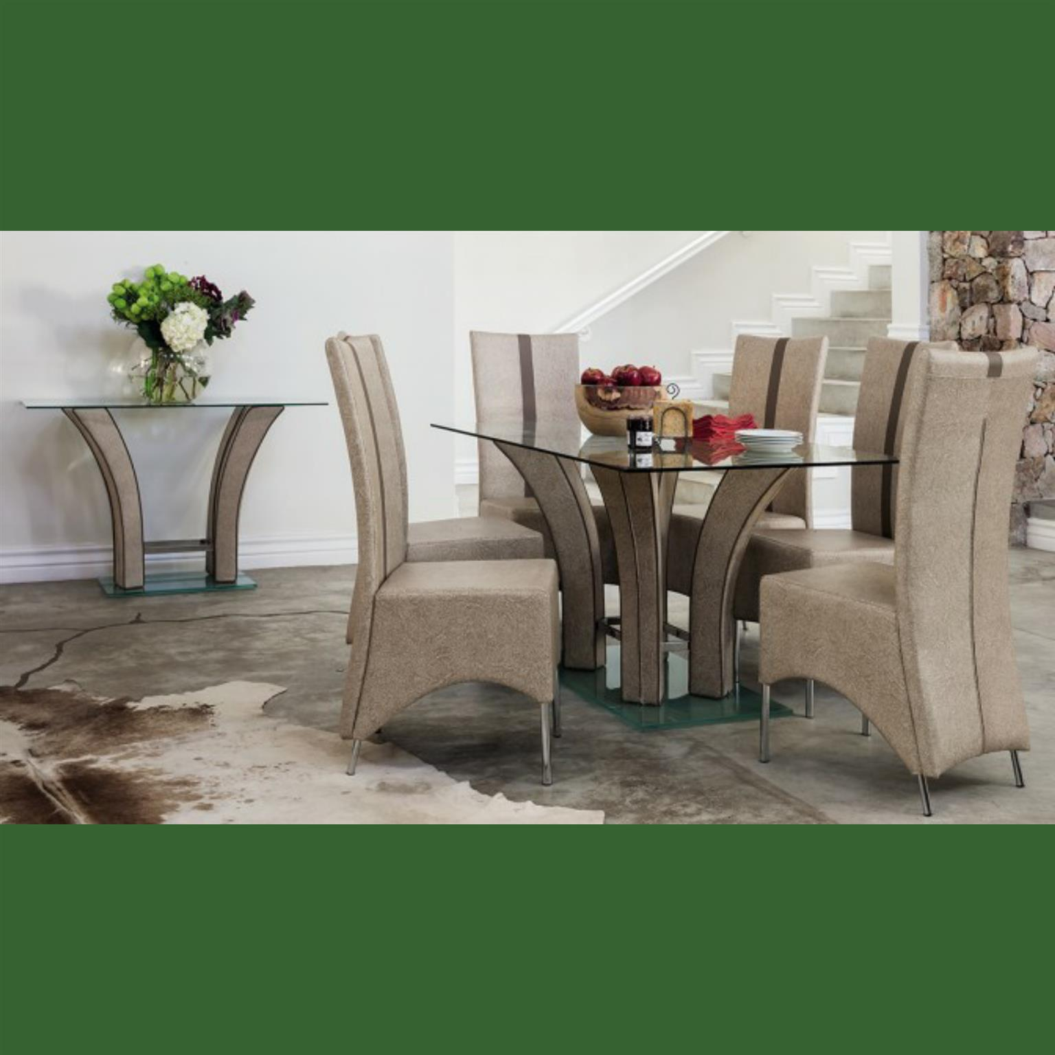 8 Piece Caroline Dining Suite