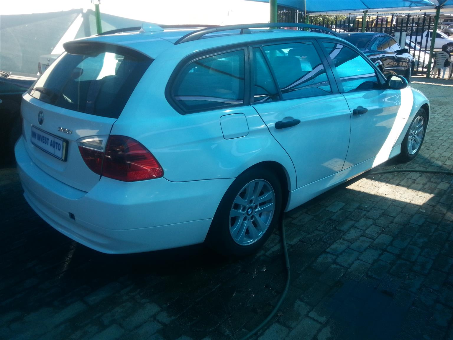 2007 BMW 3 Series 320i Touring Exclusive