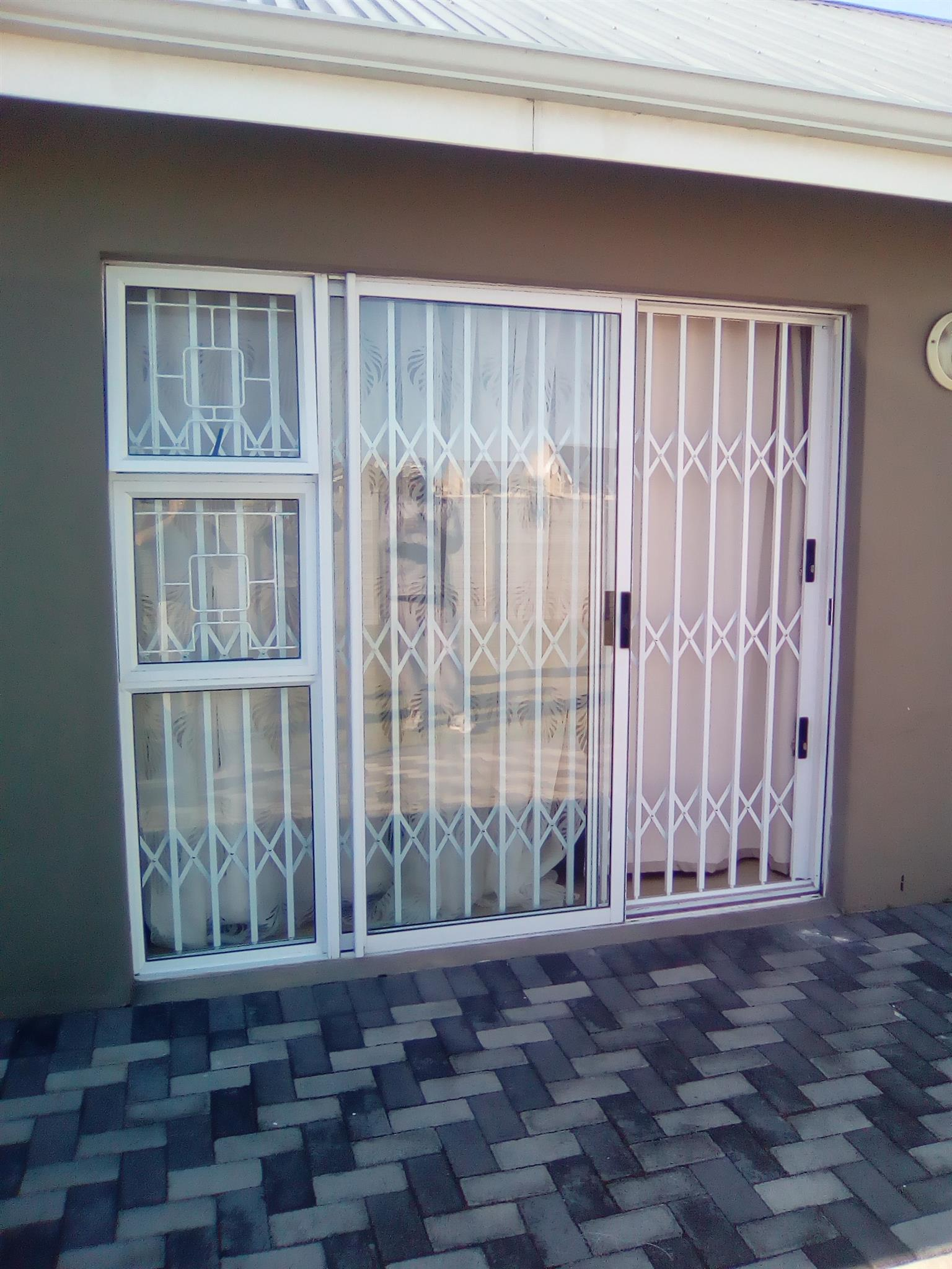 Security Barrier Trellis Slamlock Sliding Gates Made To