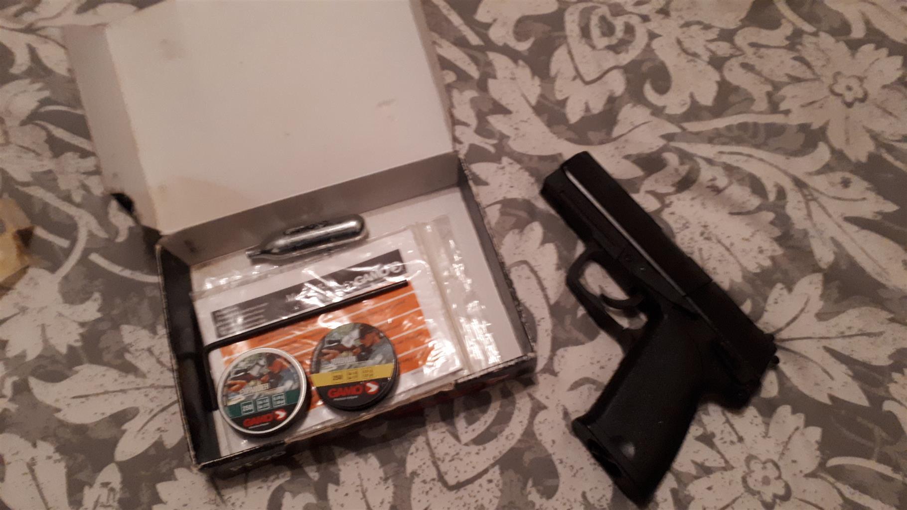 Gamo gas pistol