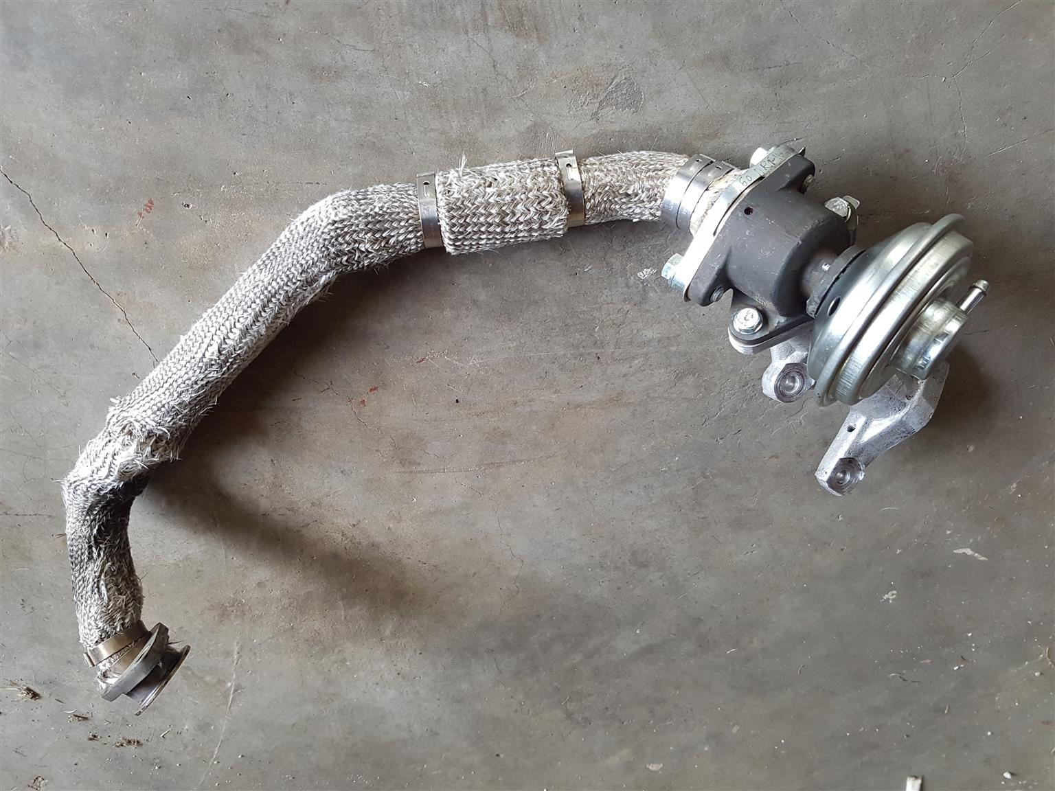 TATA XENON 2.2 EGR Valve with pipe assembly