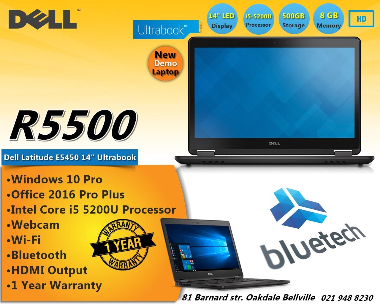 Dell Latitude E5450 Intel Core i5 14