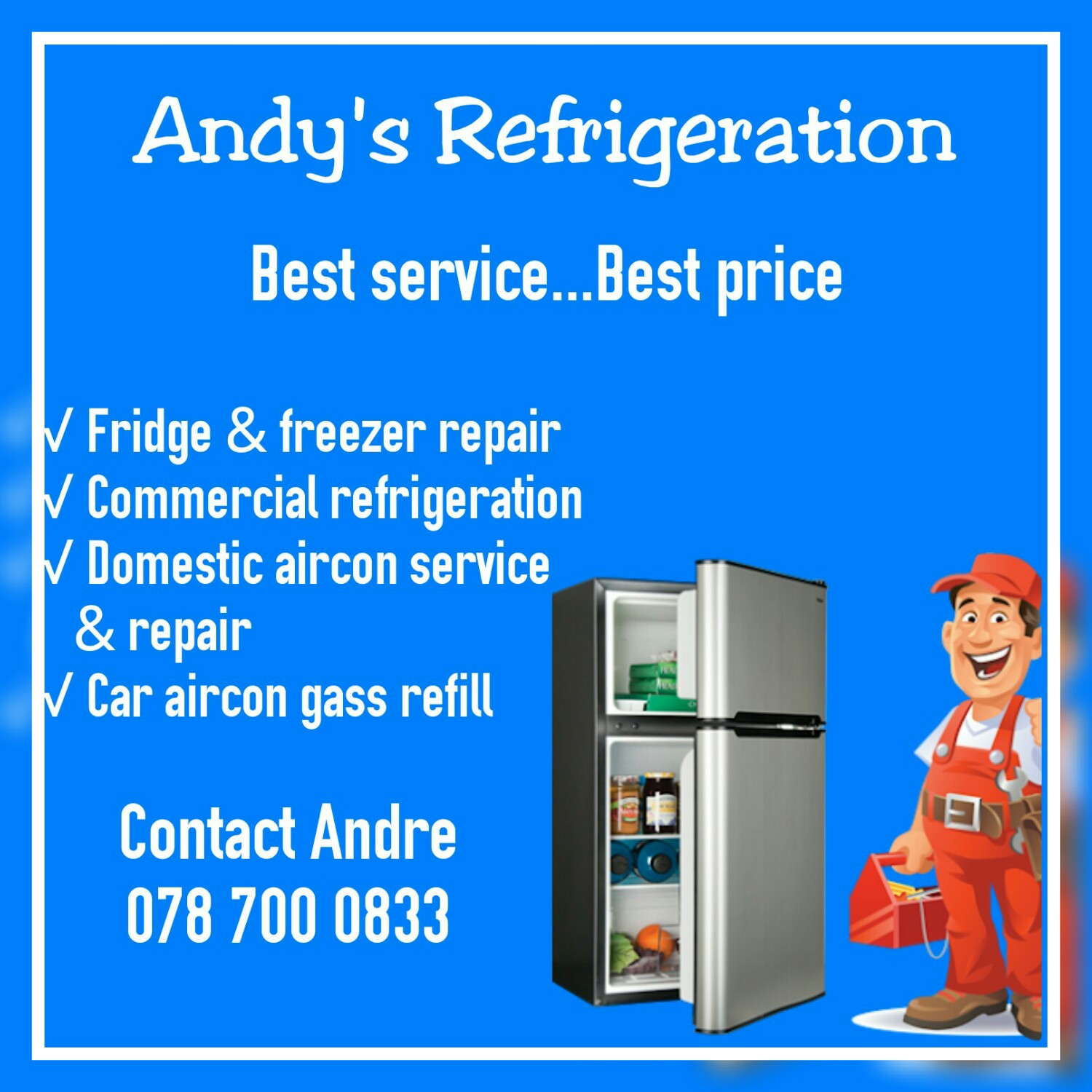 Andy's Refrigeration