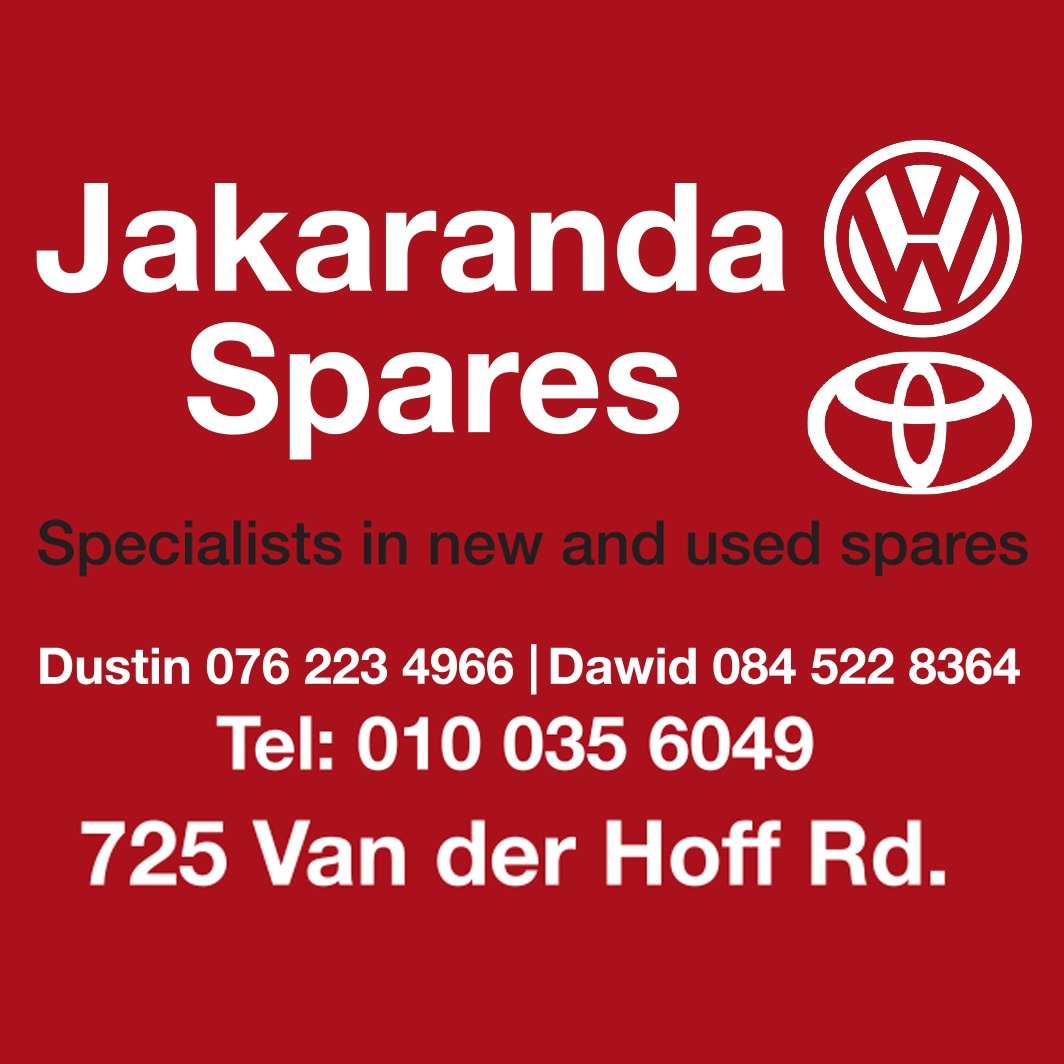 Jakaranda Spares strip most vehicles. Call us today for spare parts ...