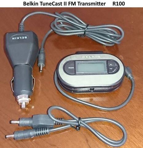 Belkin tune cast transmitter