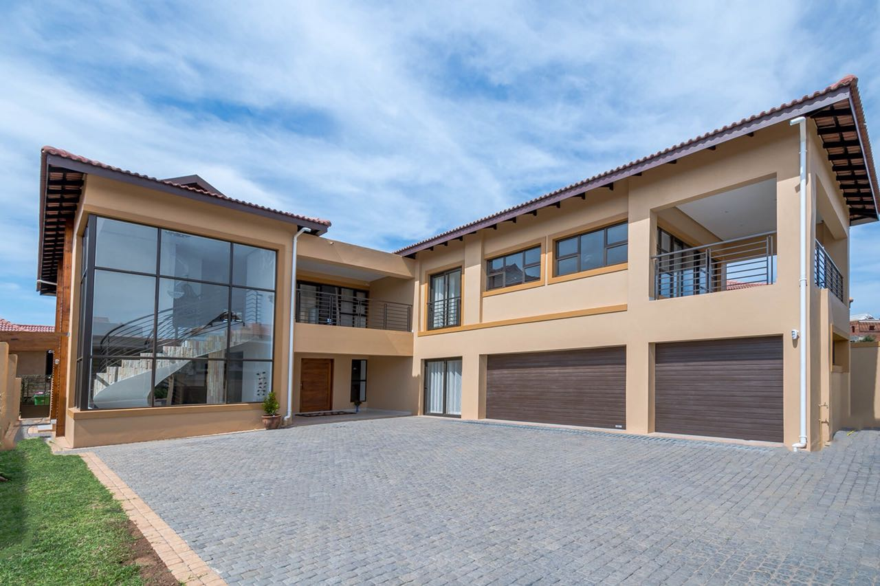 Top Billing house in exclusive Umhlanga Estate for sale