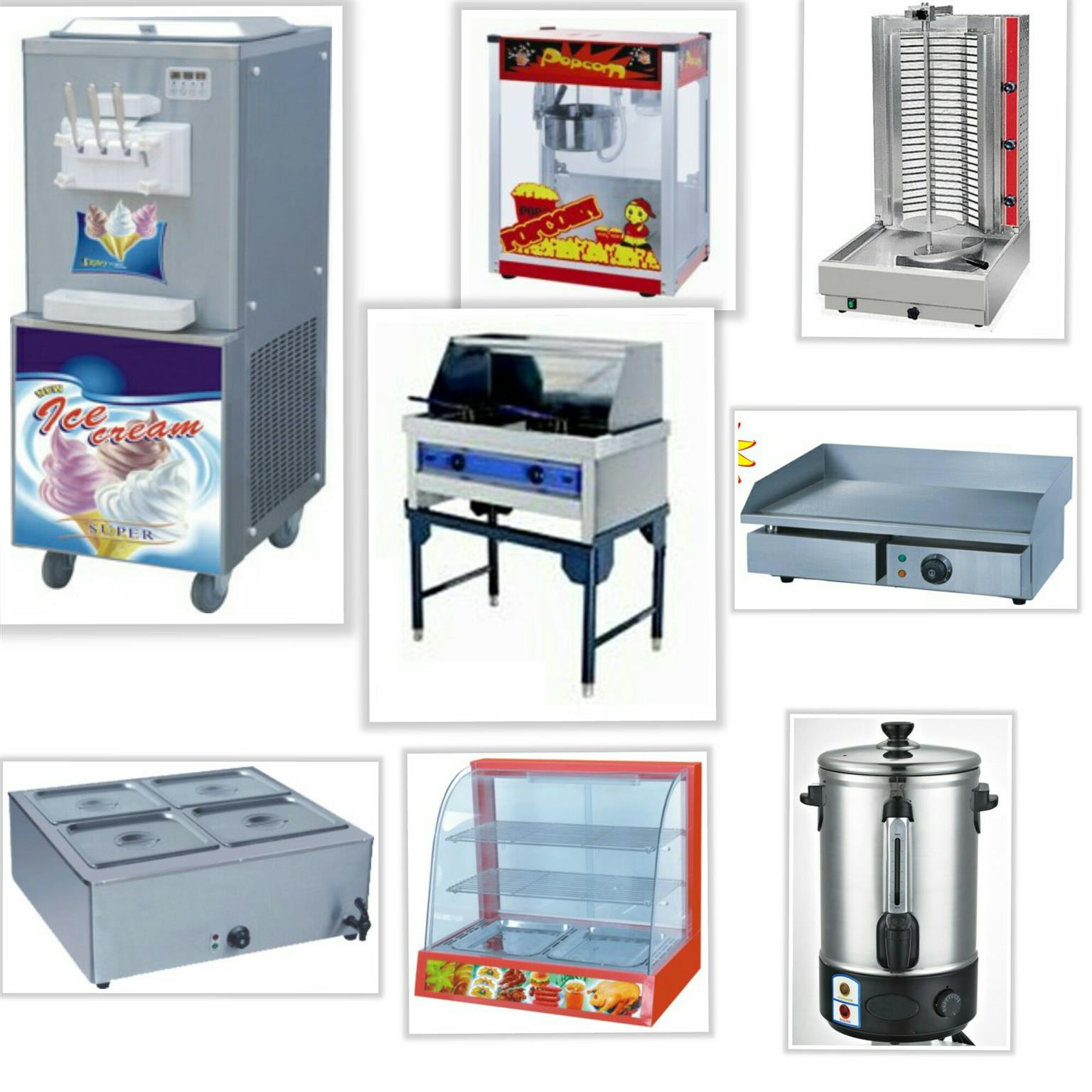 QUALITY BRANDED CATERING EQUIPMENT