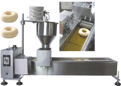 Automatic doughnut Fryer, new