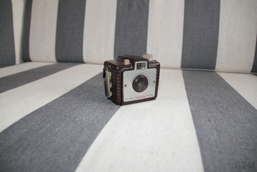 Kodak Brownie Holiday Camera.