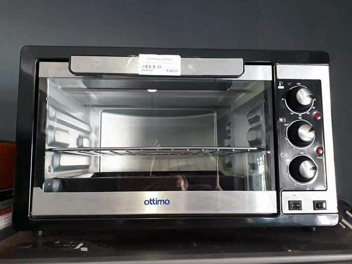 Ottimo 2 plate oven and stove