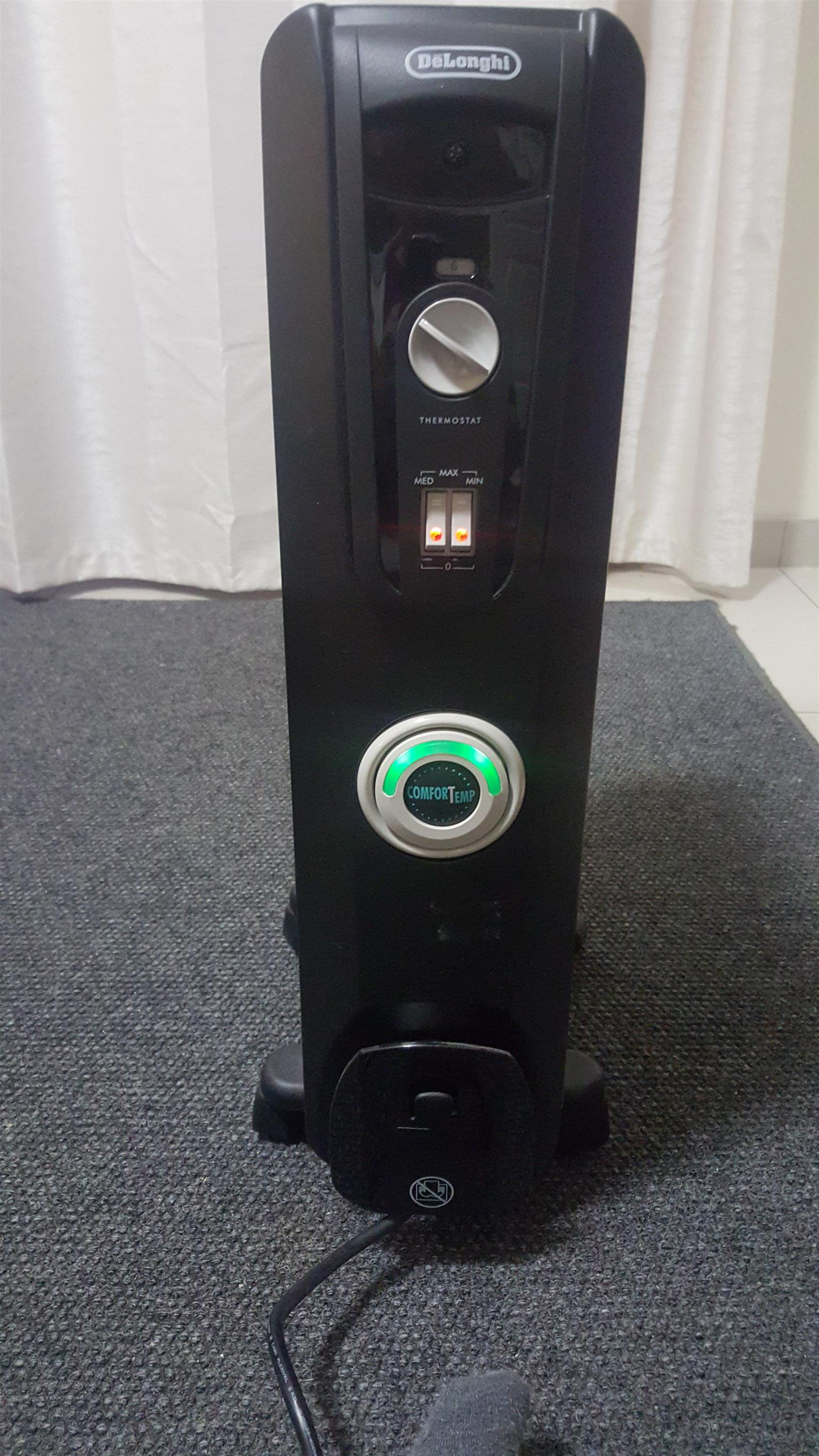 7Fin DeLonghi Heater