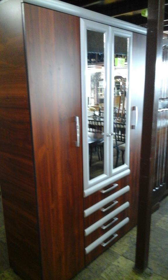 Emboya cupboard with mirrors